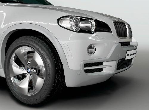 日内瓦车展 宝马X5混合动力SUV官方照高清图片