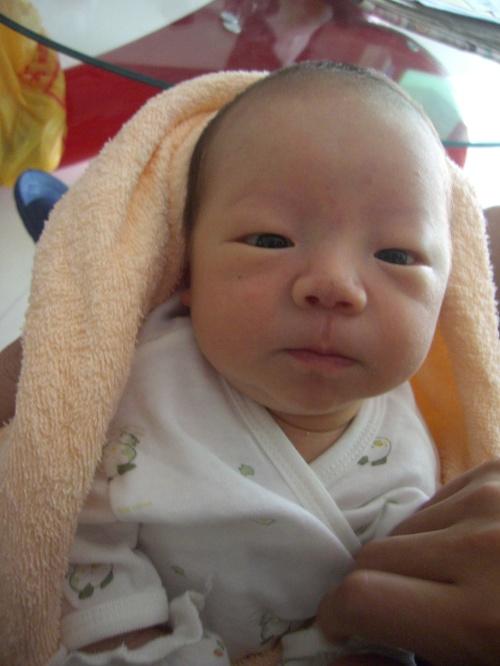 """都说刚出生的宝宝很可爱,我家的宝宝出生的样子怎么这么""""丑&quot"""