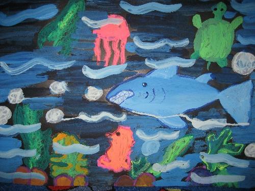 海底世界>