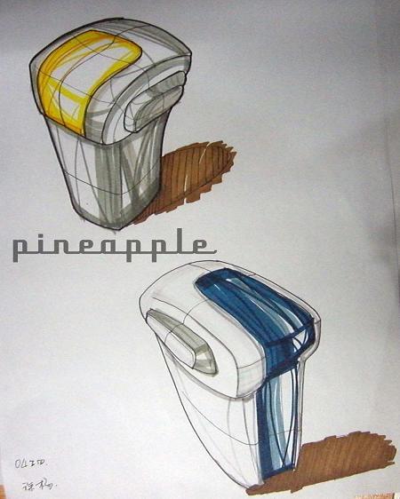 2005年产品速写手绘-drem