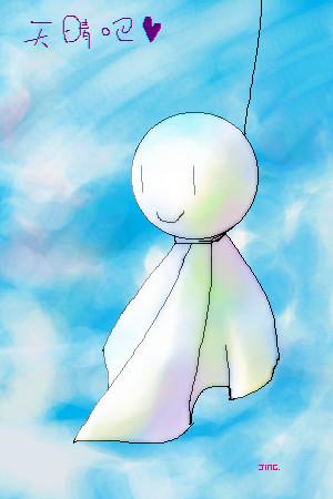 [转载]表情的简笔画——豆豆