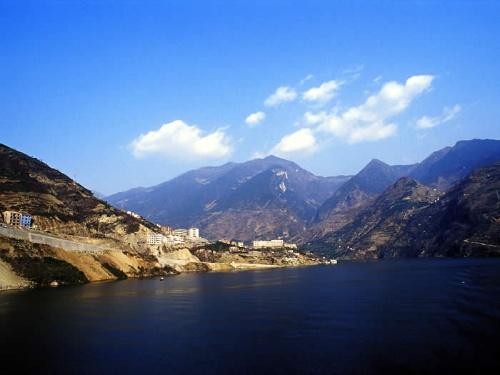 我可爱的家乡——巴东三峡巫峡长系列之十一(巫峡)
