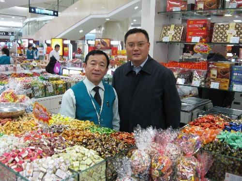 《公司名利场》王府井书店的读者见面会 - yuleiblog - 俞雷的博客