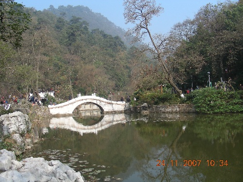 黔灵公园看风景