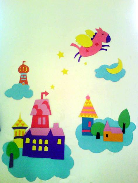 教室墙面布置-唐风◎迤俪-我的搜狐图片