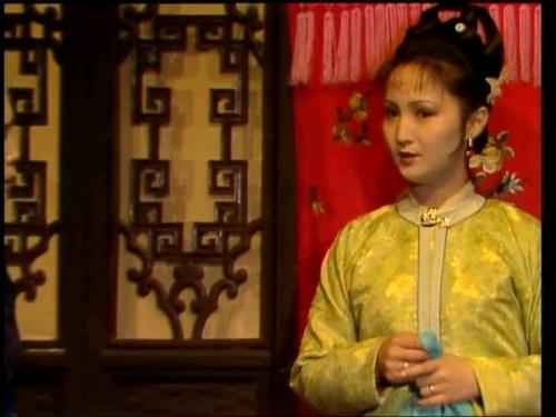 83版红楼梦剧照 - 大观园