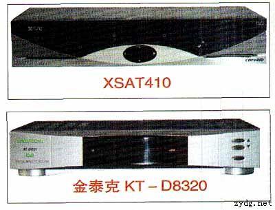亚视达2688接收机电路图片