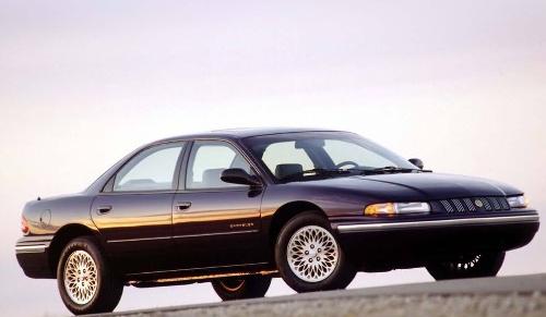 克莱斯勒君王汽车图片