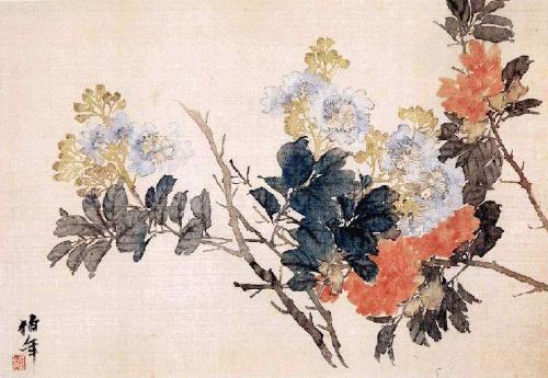 古代花鸟画