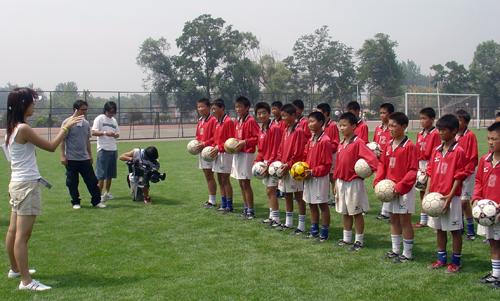 活动地点:秦皇岛足球学校