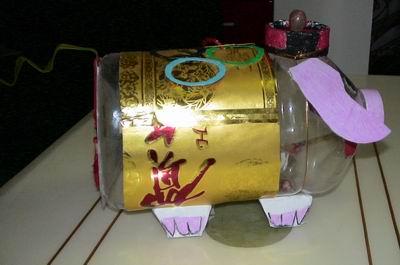 手工制作中秋灯笼