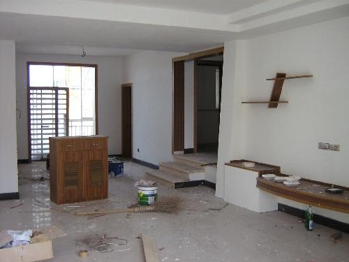 新房子装修最新进展