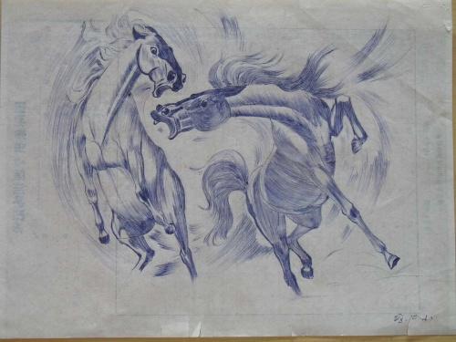 国的画家《动物画技法
