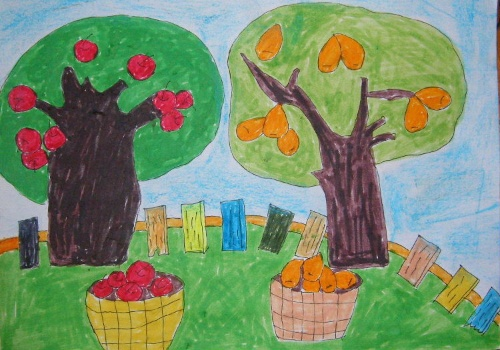 二年级上秋天的画图片大全 秋天的图画 课堂教学教案