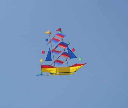巴厘岛的风筝