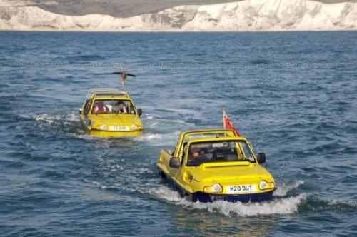 水陆两用车(一)