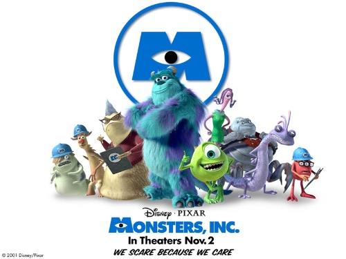 而纵向比较起来,本片比起pixar公司几年前的作品《玩具总动员2》也有