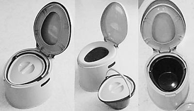 抽水马桶主要有坐式和蹲式两种