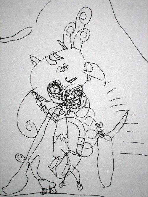 小公主简笔画漂亮的步骤