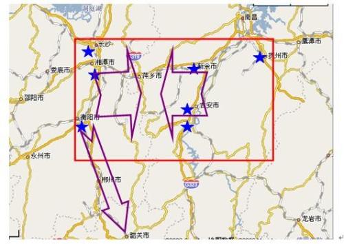广州市海珠区燕京路地图