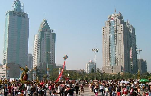 杭州 成都 长沙